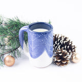 Winter Mug Candle