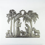 Palm Nativity - Large
