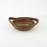Christmas Mini Pine Needle Basket