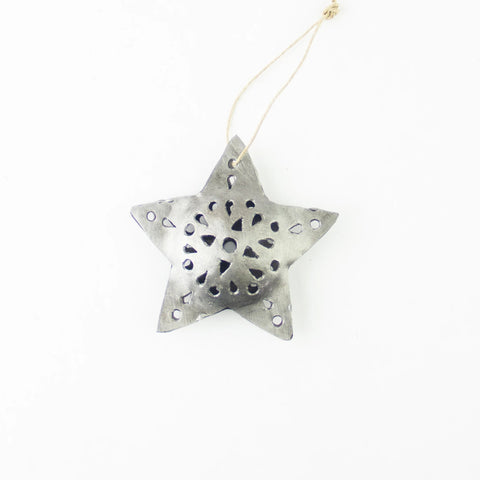 3D Star Ornament