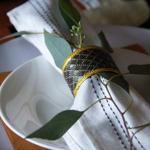 Metal Napkin Ring