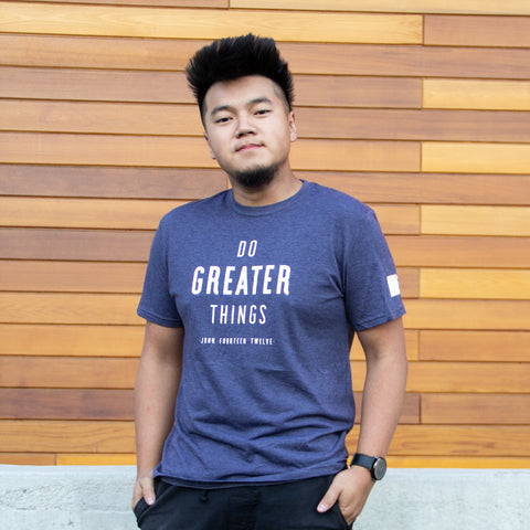 Do Greater Things T-Shirt