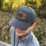 Youth FMSC Leather Patch Hat