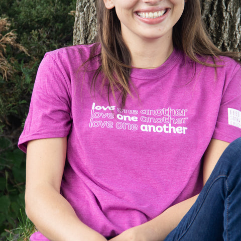 Love One Another T-Shirt - XL only