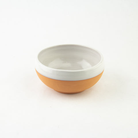 White Ceramic Bowl