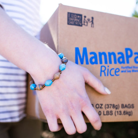 MannaPack Box Bracelet - Single