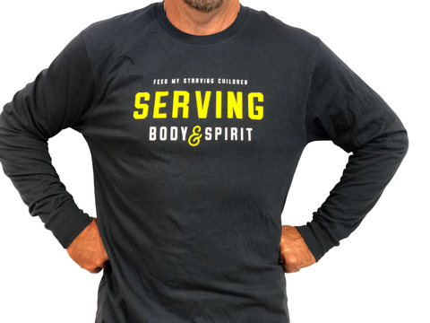 Long Sleeve Staff T-Shirt - New Hire