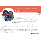 Story Card - Dominican Republic: Rosa