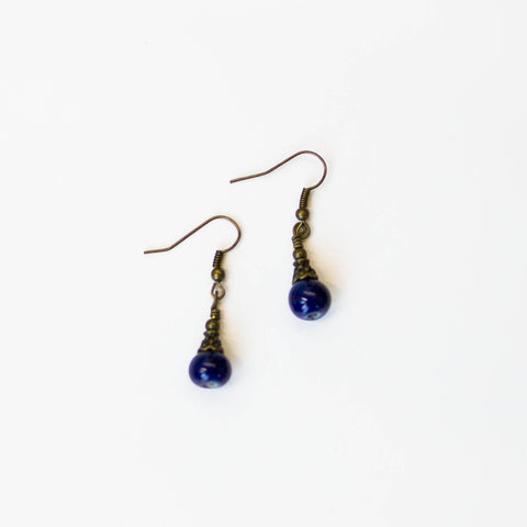 Single Bead Earring