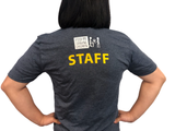 Short Sleeve Staff T-Shirt - New Hire