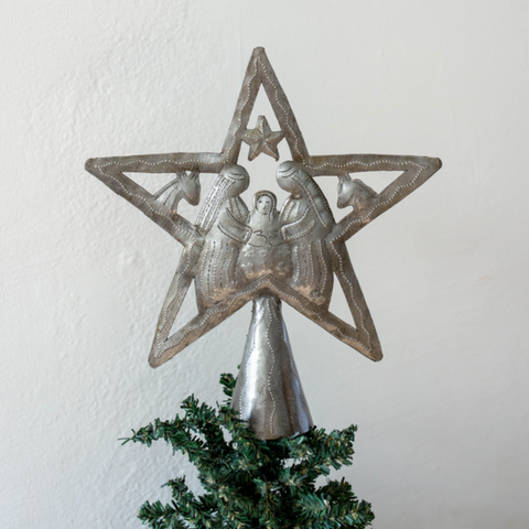Nativity Tree Topper