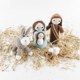 Amigurumi Nativity Set