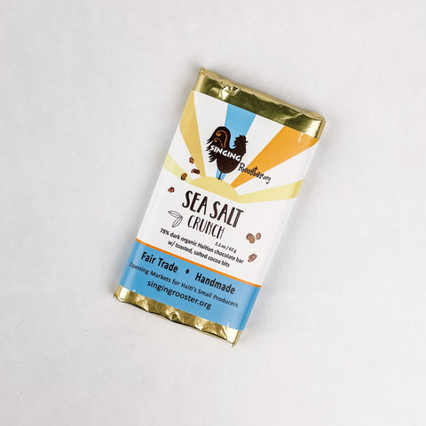 Haitian Organic Dark Chocolate Bar