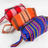 Woven Toiletry Bag