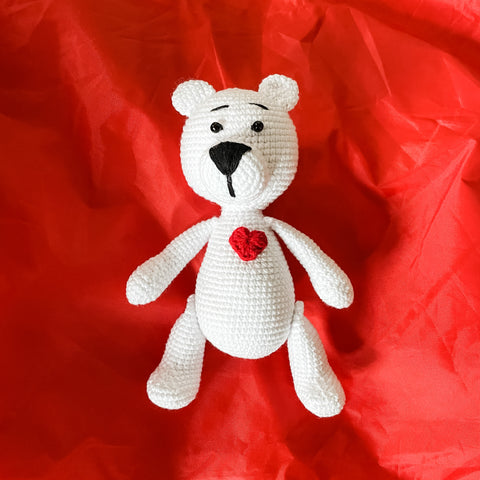 Amigurumi Love Bear