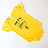 Hope Comes In Small Packages Onesie
