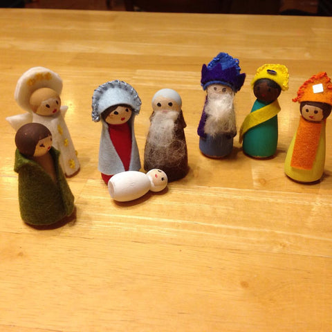Child's Nativity