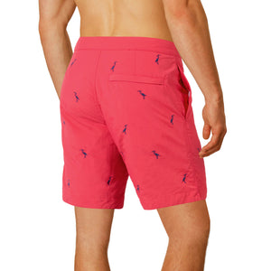 red mens swimwear boto