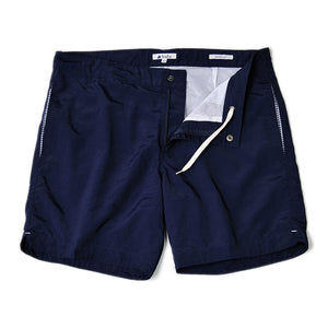 designer mens swimwear navy