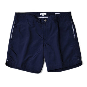 navy mens swim trunks boto
