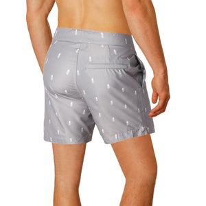 grey pineapple swim trunks boto