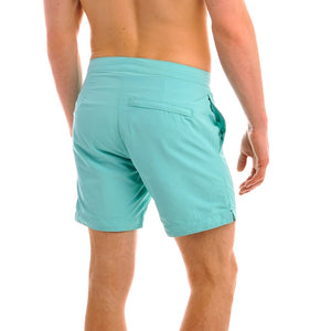 turquoise swim trunks boto