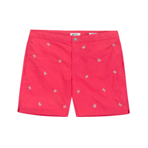 swim trunks red boto