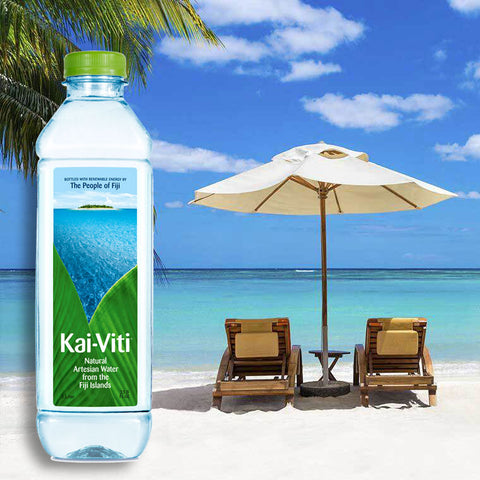 Kai-Viti Water-Case of 12 x 1 Liter bottles