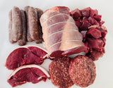 "Venison Selection box - ""Go Wild for Game!"""