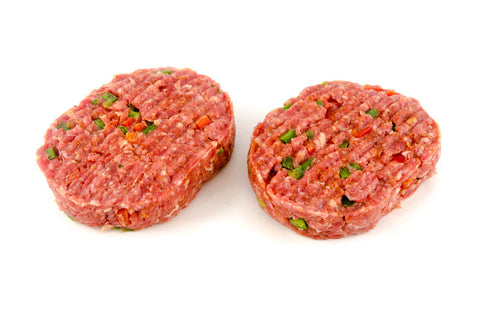 Beef 'Chilli' Burgers !!WARNING REALLY HOT!!