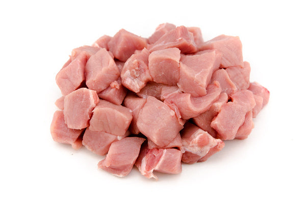 Pork Diced 500g approx