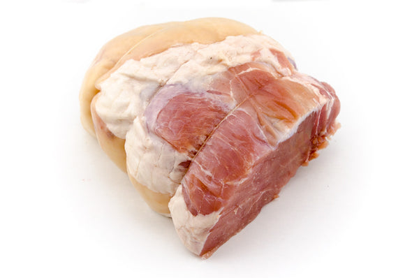 Gammon joints - traditionally cured