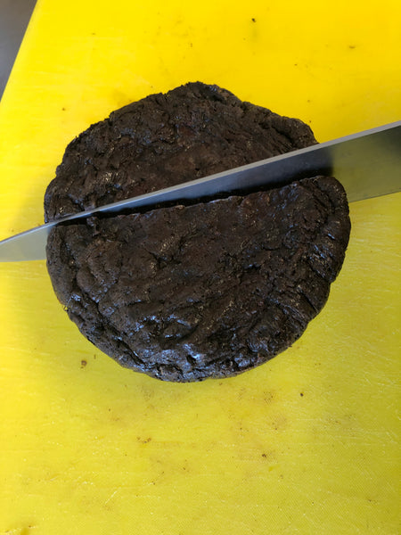 Black Pudding. 2 slices in a pack each slice weighing 85g each approx.