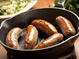 Gluten Free Lamb and Mint Sausage 6 per Pack