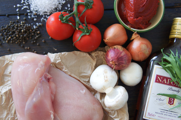'A-la-Carte' Chicken Chasseur Ready Meal