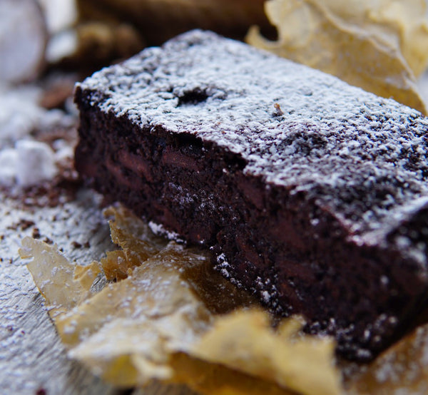 Chocolate Brownie from our 'Finest Dessert' range