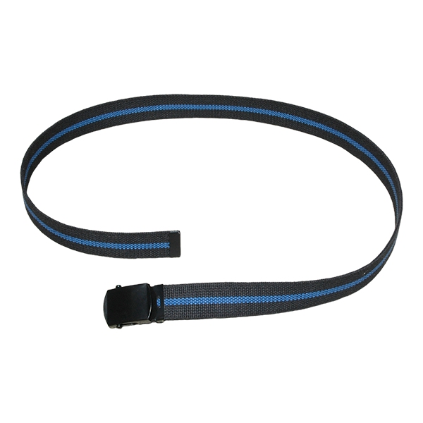 Thin Blue Line Web Belt