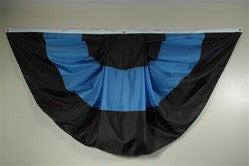 Thin Blue Line Bunting