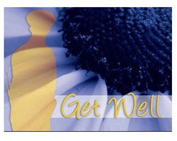 Get Well Card Set of 5