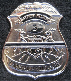 Office Matthew Hilton Memorial Badge Pin