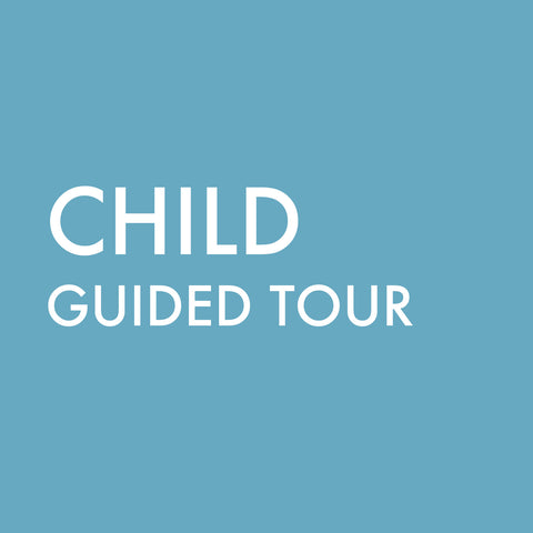Guided Tour Group (Child)