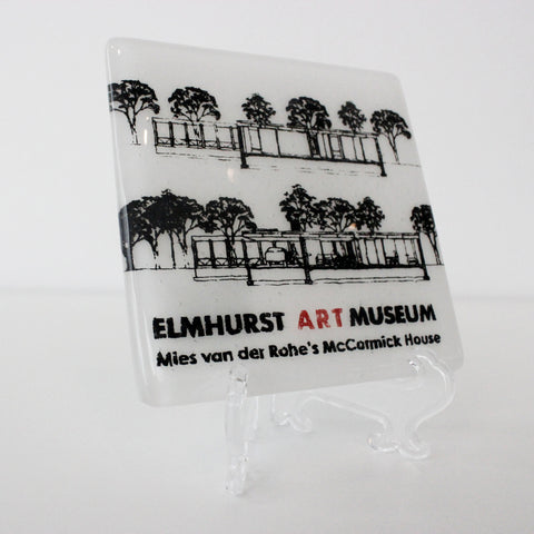 Mies van der Rohe's McCormick House Coaster