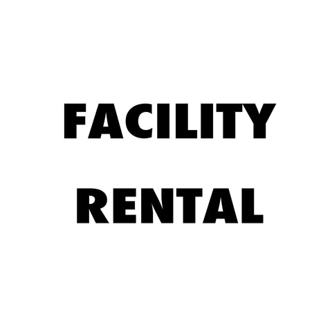 Facility Rental (Additional Fees)