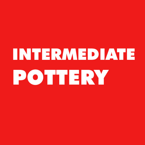 Intermediate Pottery