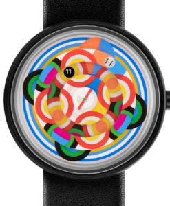 Projects Watches, Ode to Delaunay