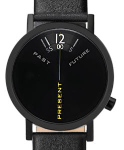 Projects Watches, Past, Present & Future BLACK
