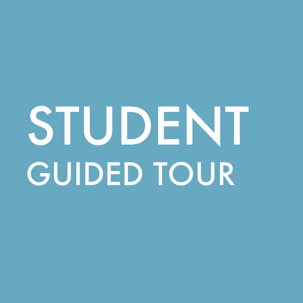 Guided Tour Group (Student)