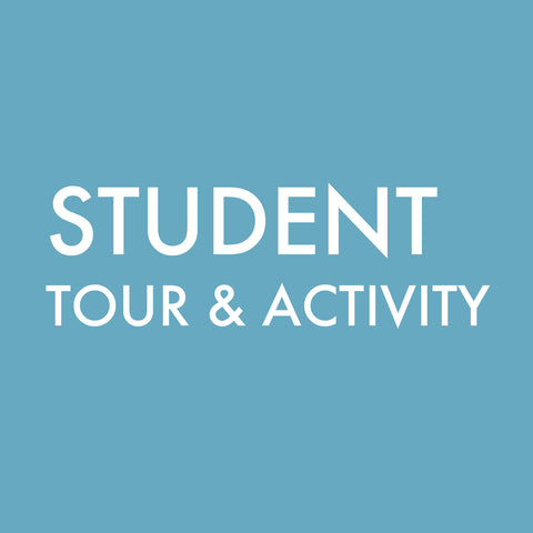 Guided Tour Group + Activity (Student)
