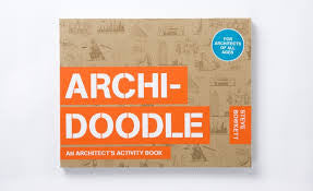 Frank Lloyd Wright:  Archi-Doodle, an Architect's Activity Book