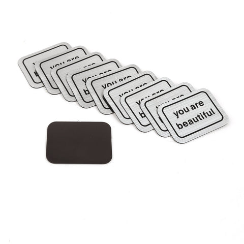 You Are Beautiful Magnets - 10 Pack